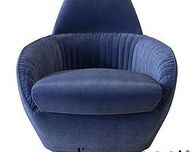 Ligne Roset Amedee armchair 3D