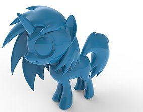 3D print model little pony