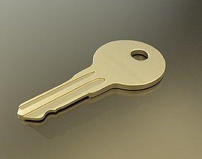 3D model Standard Key