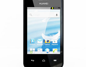 3D model Huawei Ascend Y220