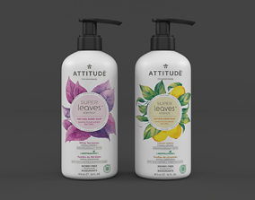 3D Attitude Super Leaves Hand Soap