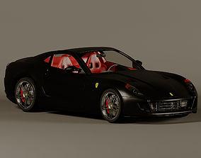 ferrari599 GTB 3D