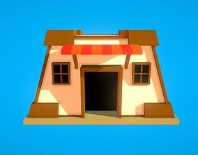 HIE House N2 3D model