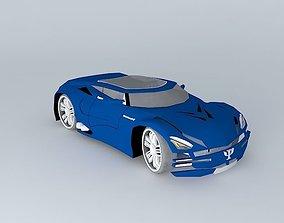 X-Ra Concept 3D model