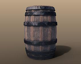 3D asset Old Barrel brewery