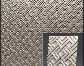 Gypsum 3D panel 5