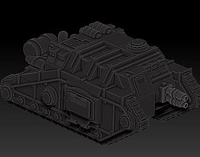 GALAN DRACOS infantry transport 3D print model
