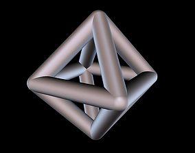 3D printable model 007 Mathart - Platonic Solids - 4