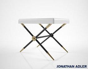 3D model Jonathan Adler Rider bench
