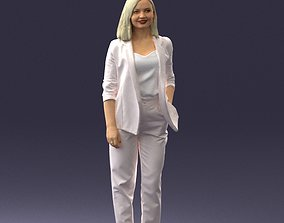 Business lady 1012-1 3D Print Ready