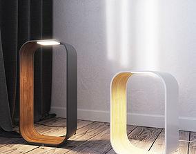 3D model Pablo Contour table lamps