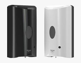 Hand Sanitizer Dispenser 3D