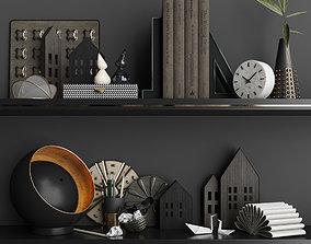 Decorative set A1 3D model