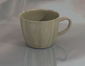3D model Coffe Cup kitchen