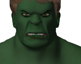 Hulk Character 3D model
