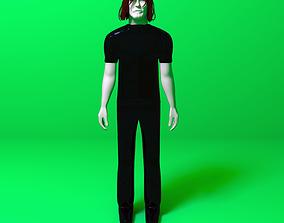 Norman Reedus 3D printable model