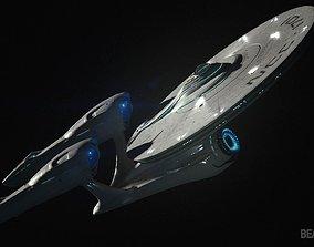 Starship Enterprise 3D