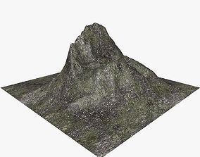 Mountain earth 3D model