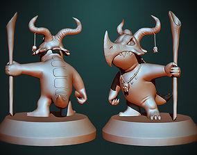 Dinozavrik 3D printable model