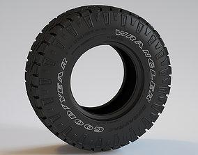 Tire-Wrangler 3D model