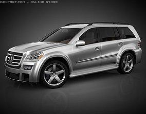 3D model Mercedes GL Tuning