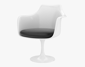 3D Tulip Chair seat