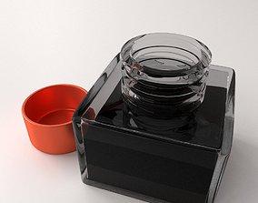 Ink Bottle 3D
