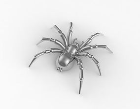 Pendant Spider 3D printable model