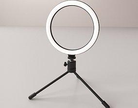 Ring LED Light 3D