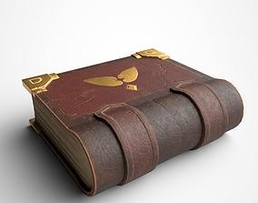3D model Stylized Book