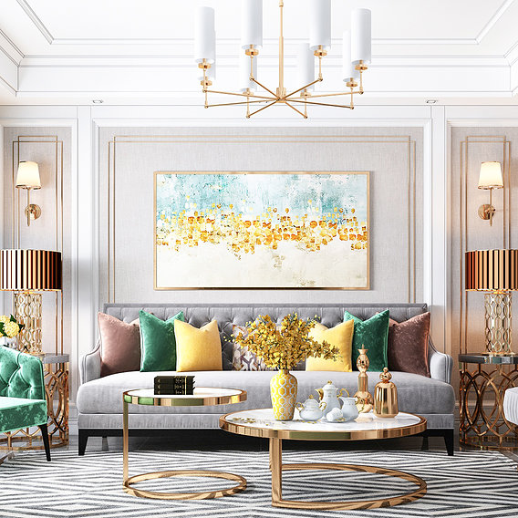 Living Room avangarde