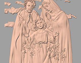 3D print model Christianity Catholicism Jesus Christ 2