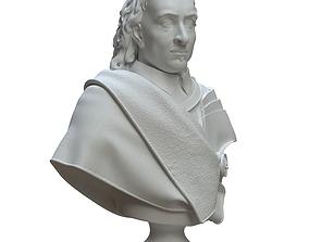 Oliver Cromwell 3D Model