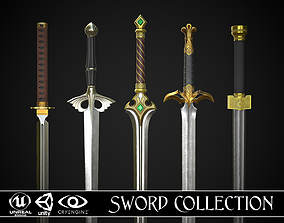 3D Sword Collection A1