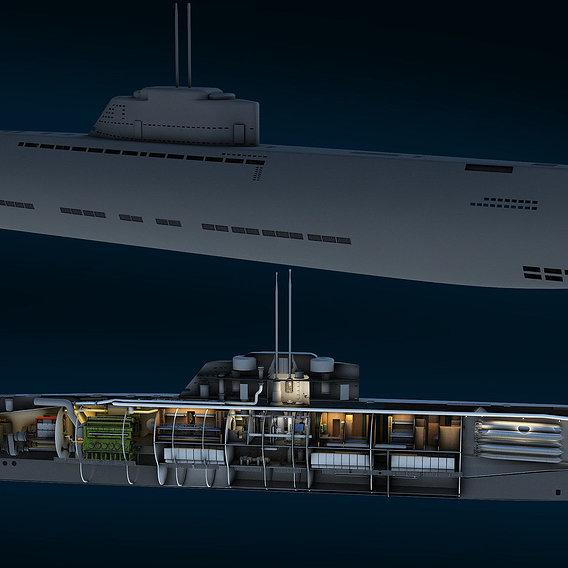 U-boat WIPU-boat WIP