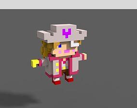 3D model Pirate Queen