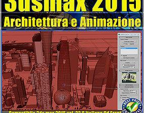 animated 3ds max 2015 Architettura e Animazione v 22 cd