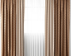 3D model Curtain 122