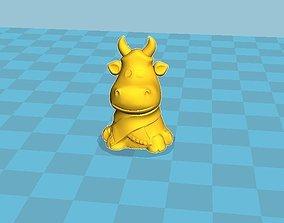 beefs statuette 3D print model