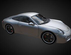 Porsche 991 Also called 911 or Porsche Carrera 3D asset