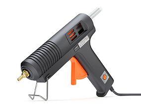 Glue Gun 3D handicraft
