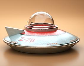 UFO toy 3D