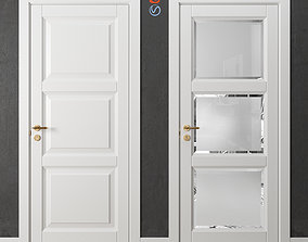 3D Doors Lignum Volkhovets part 5 white