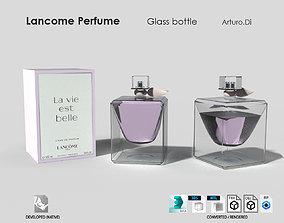 Lancome Perfume La vie est belle Perfume Bottle 3D