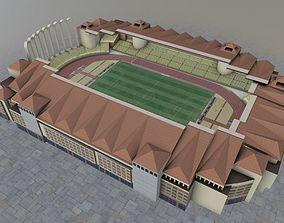 3D model Nice Stade Louis