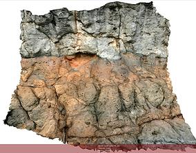 3D model realtime Volcanic rock scenario II