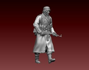 German soldier 3D printable model fascist second