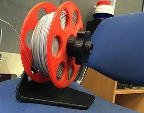 Bobbin for 3D printer filament hobby