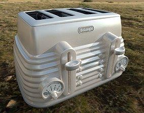 Toaster 001 3D model