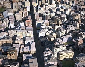 City 10 3D asset VR / AR ready